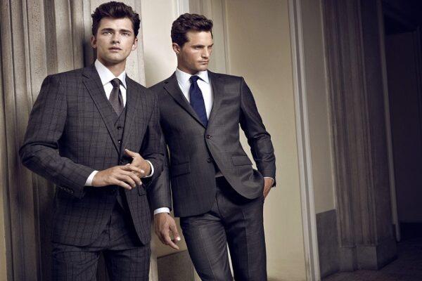 Классический стиль мужской одежды.