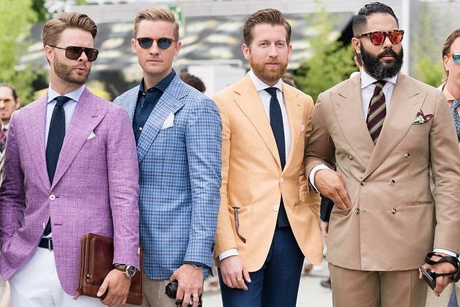 3 ошибки при выборе мужского костюма.