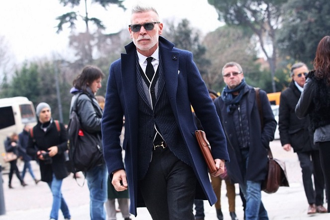 Мужская мода на осень-зиму 2019-2020 годов.