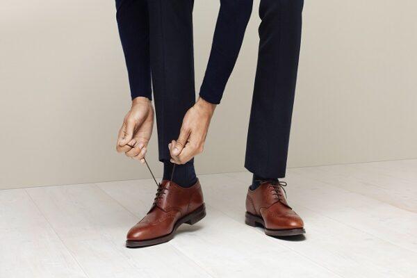 Классические мужские туфли – модели и правила комбинирования.