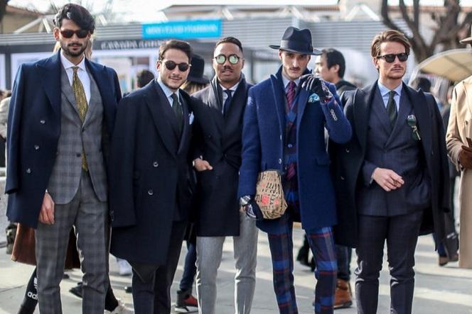 Правила осеннего гардероба для мужчин: 5 базовых вещей.