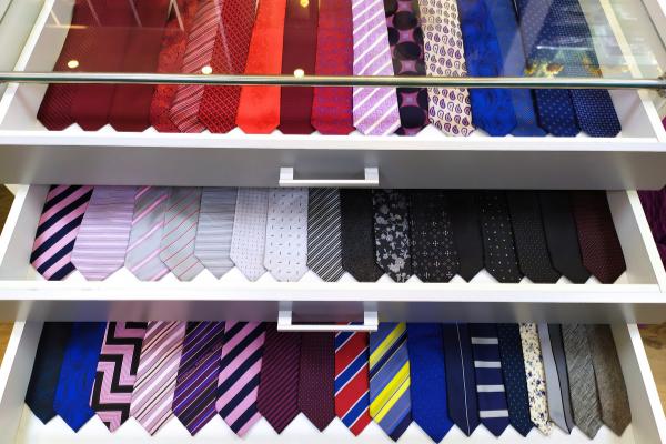 Все о галстуках.